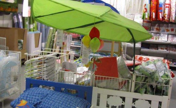 Детское постельное белье IKEA
