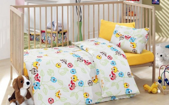 Детское постельное белье: как