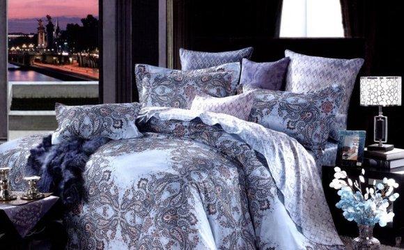 Роскошное постельное белье из