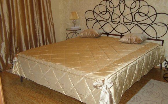 Сделать покрывало на кровать