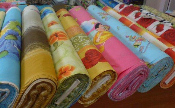 Виды тканей для постельного